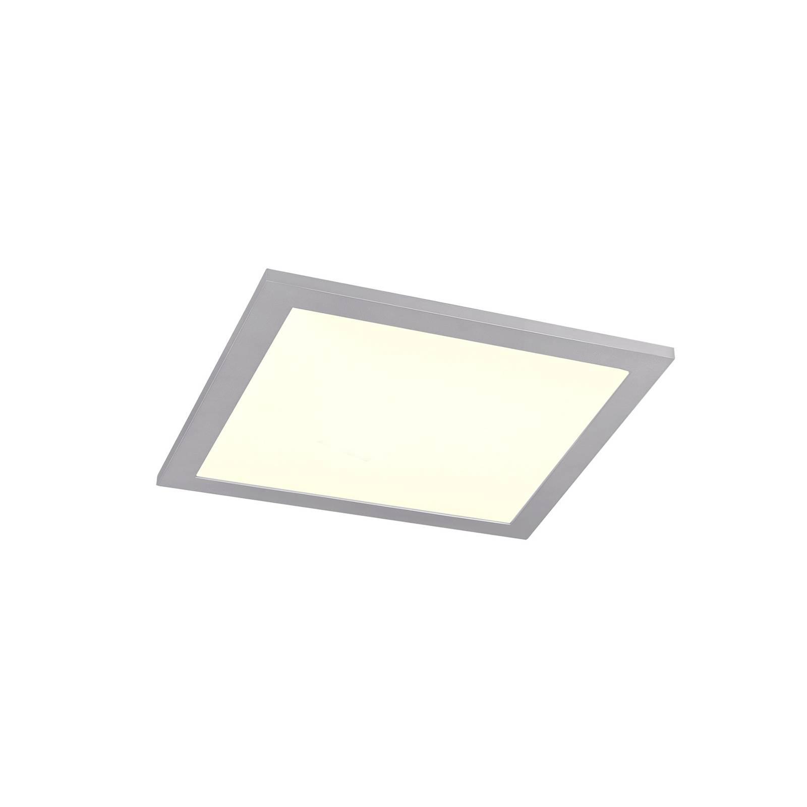 LED-Deckenleuchte Alima, CCT, WiZ, 29,5 x 29,5 cm