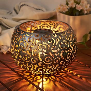 Pauleen Sunshine Miracle LED-bordlampe m. solcelle