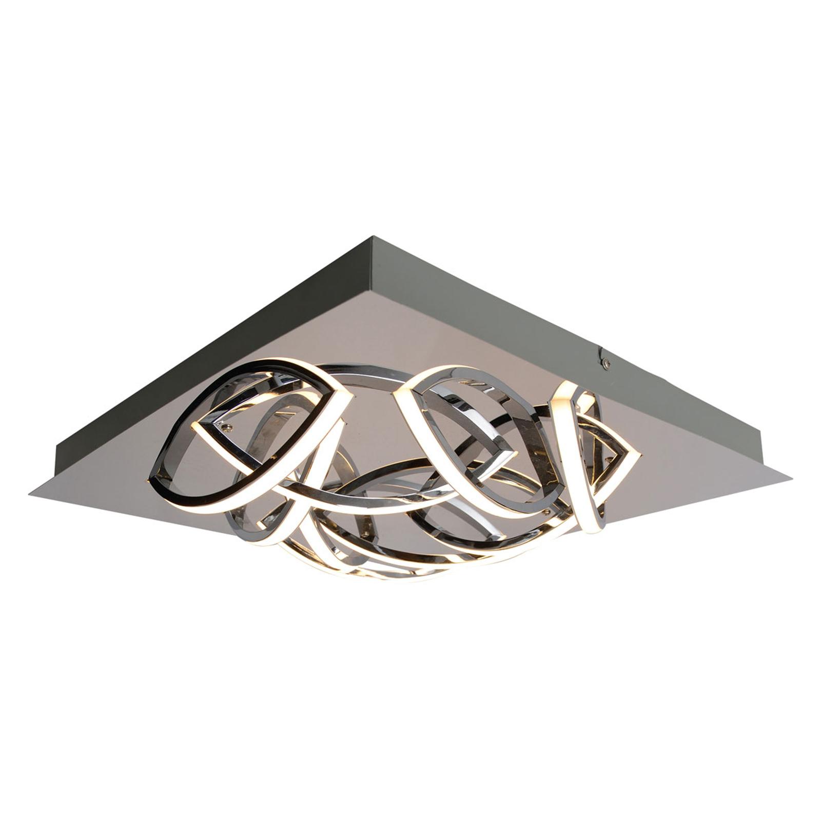 Lampa sufitowa LED Manchester, 9-punktowa