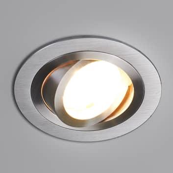 Okrągła wysokonapięciowa lampa wpuszczana Sophia