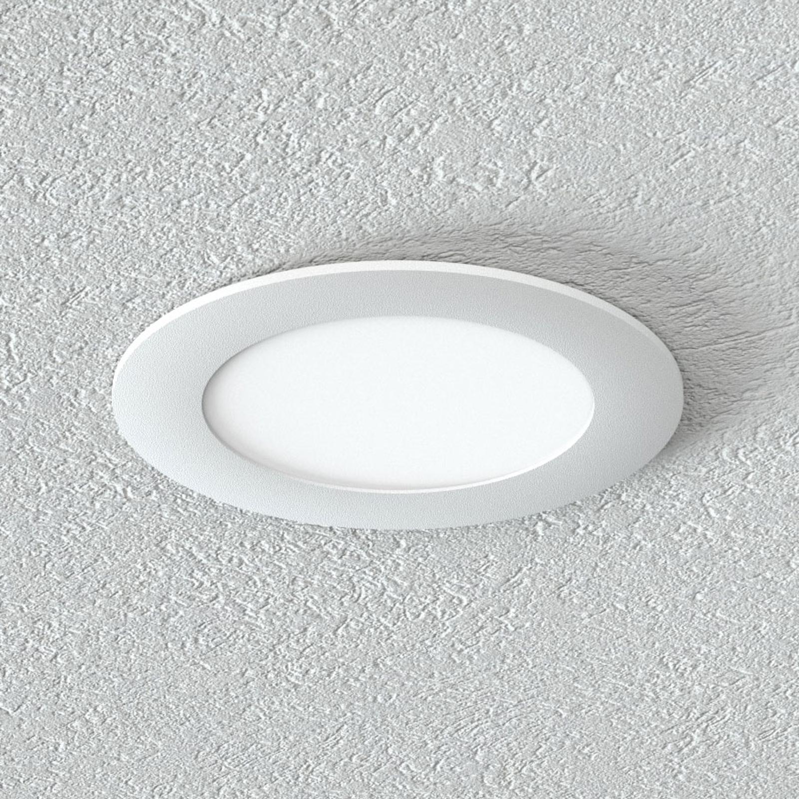 Arcchio Xavian lampe encastrée LED 3000K 9,8cm