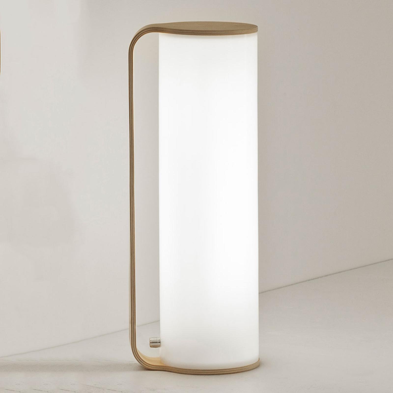 Innolux Tubo LED-Therapieleuchte dimmbar esche