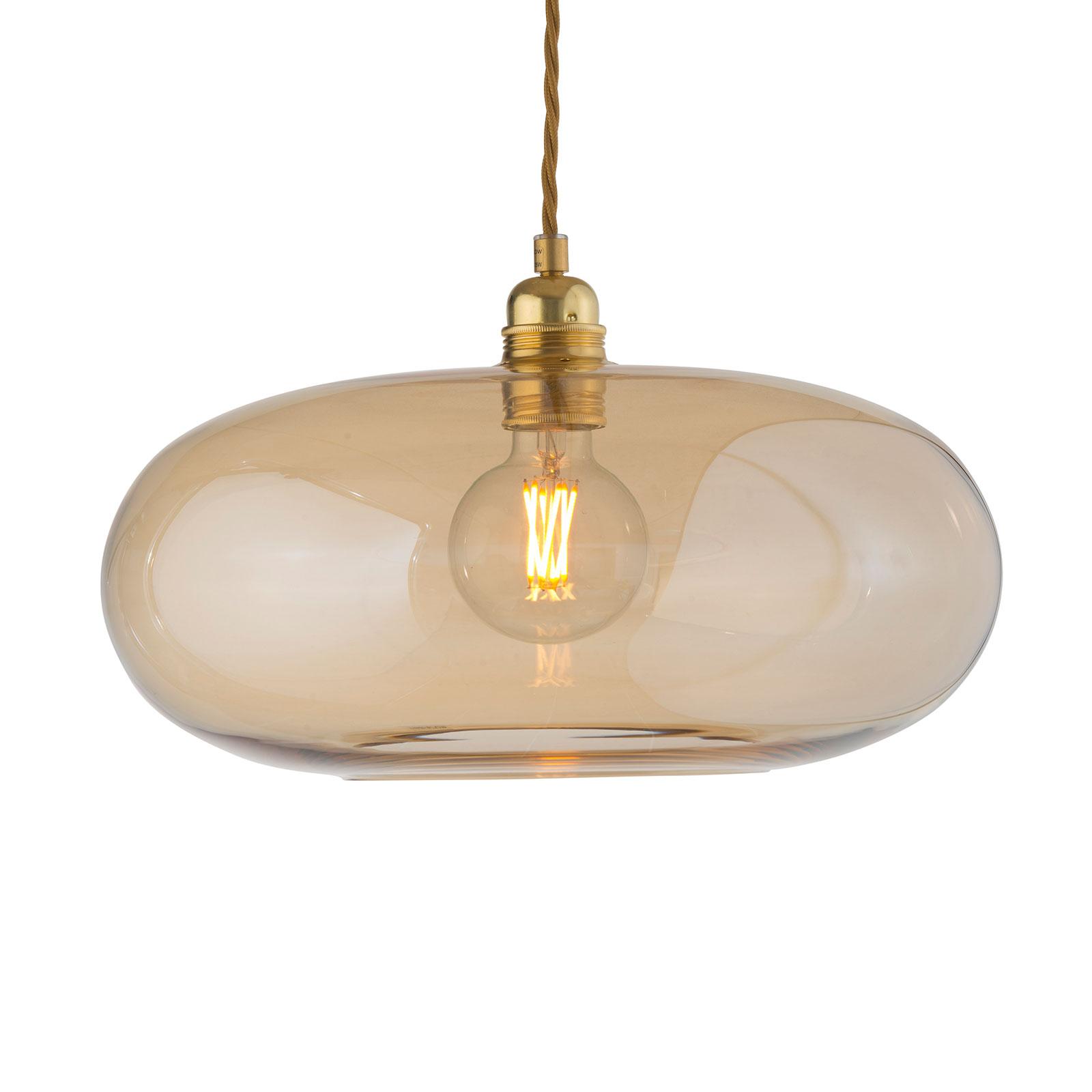 EBB & FLOW Horizon hanglamp goud rook Ø 36 cm