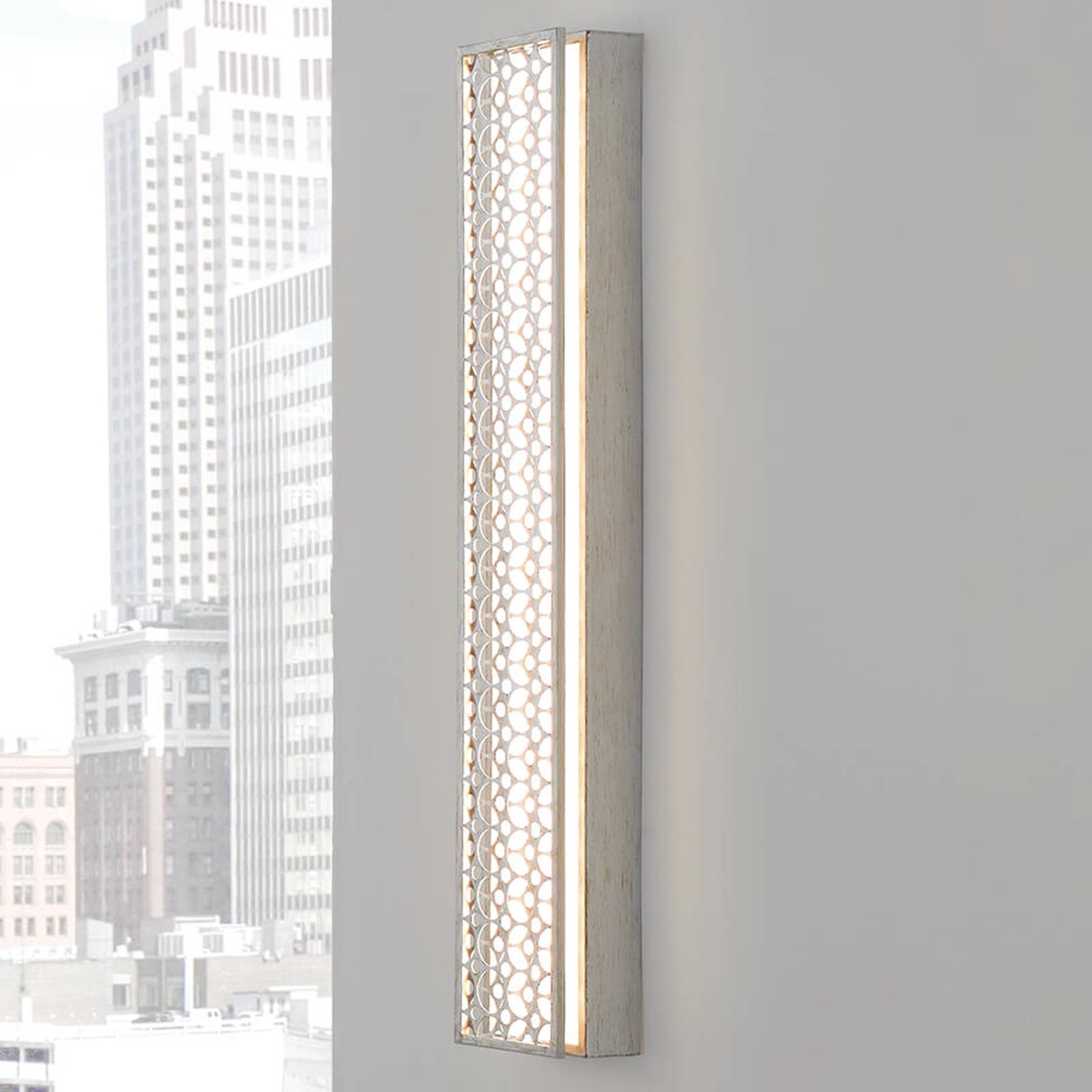 Applique LED allongée Kenney