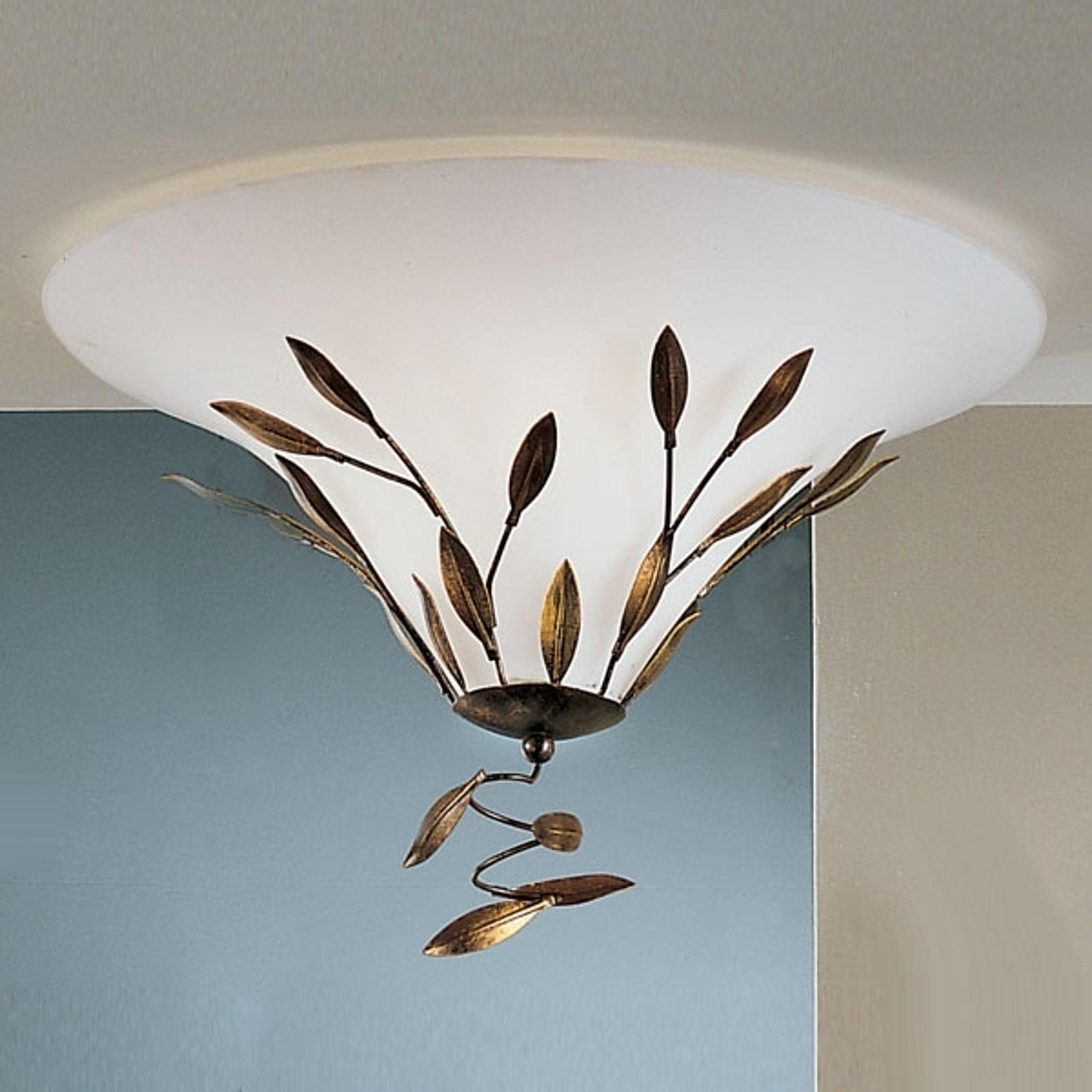 Lampa sufitowa CAMPANA, 2-punktowa, 47 cm