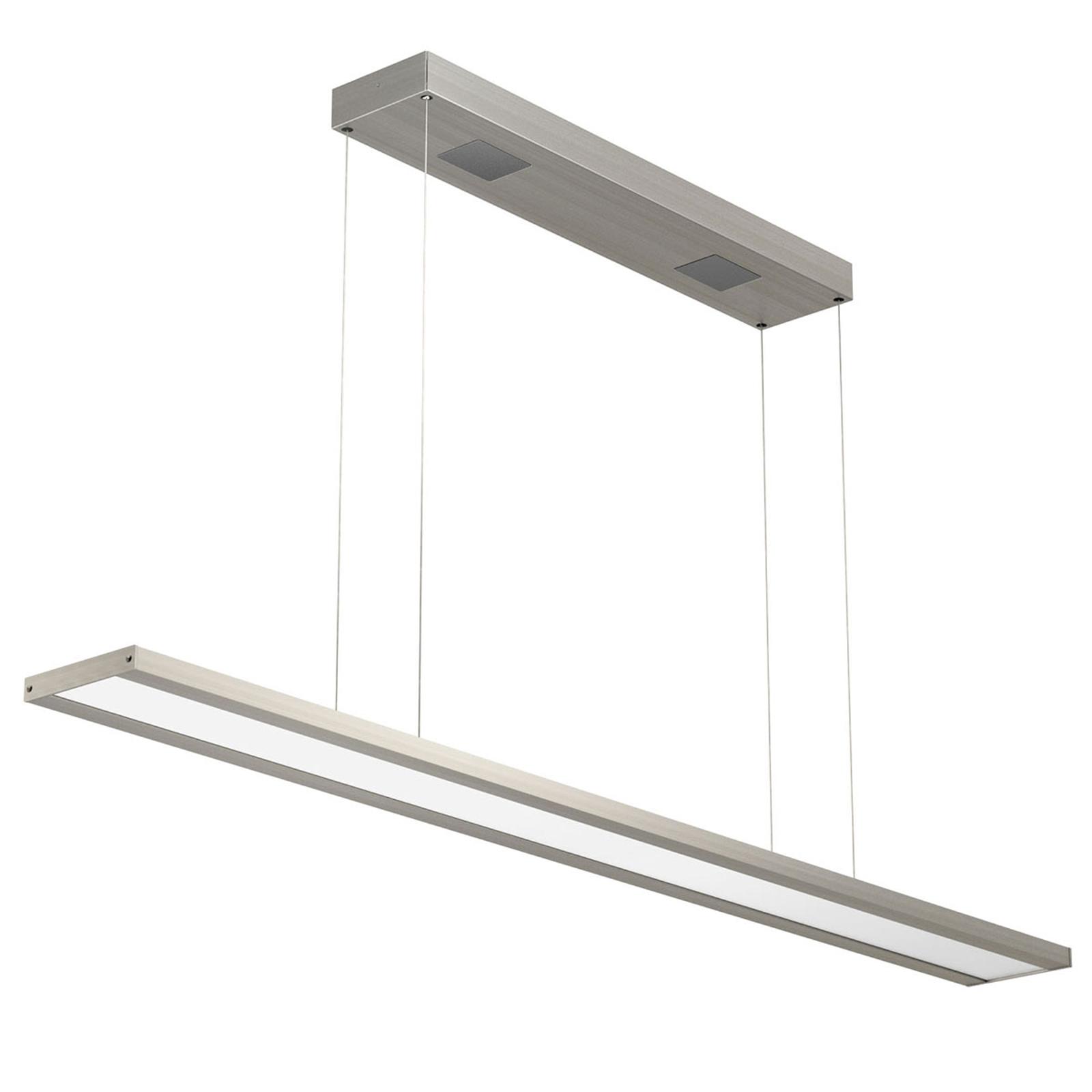 Lampa wisząca LED Classic Tec Basic z aluminium
