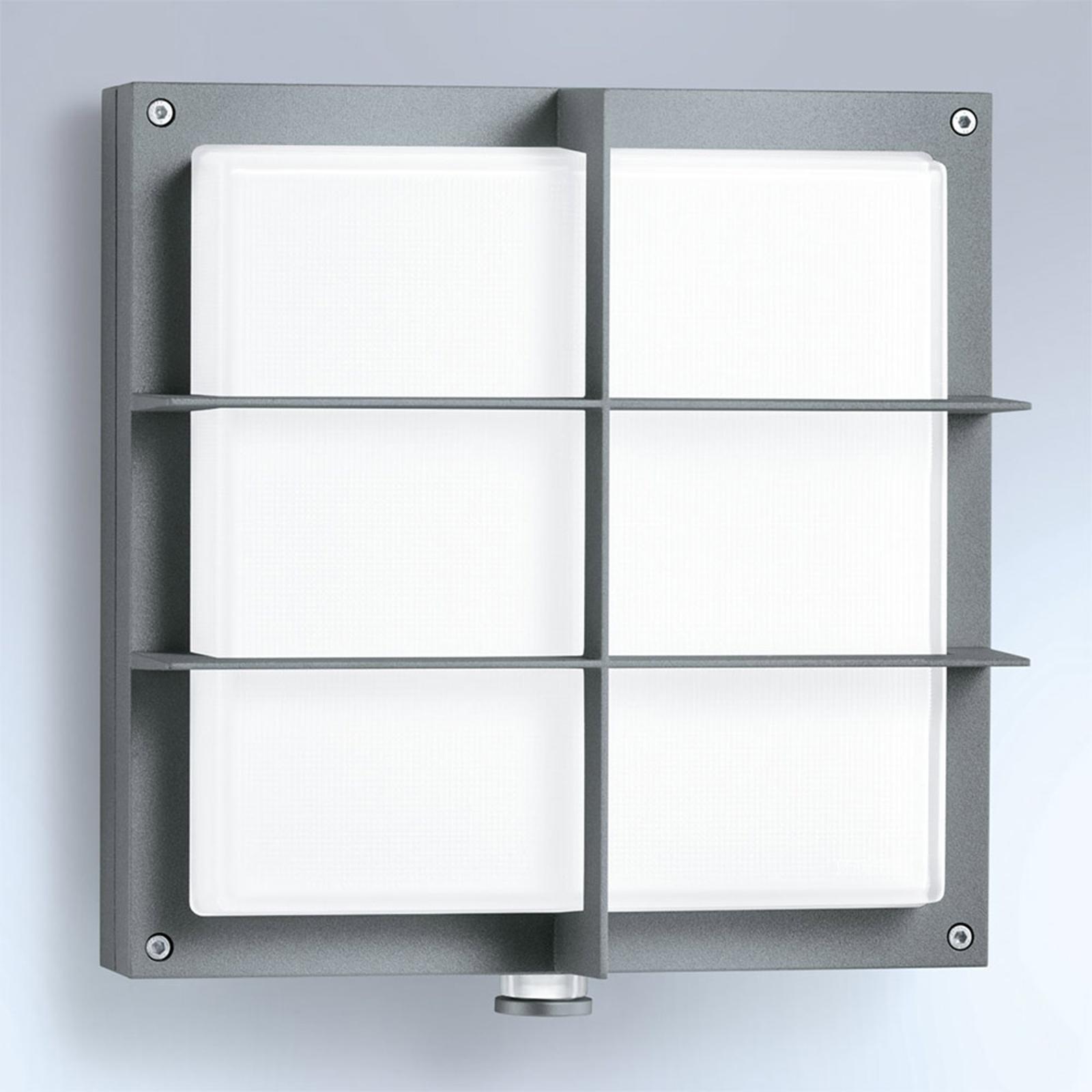 STEINEL L 691 V2 applique LED est. sensore griglia