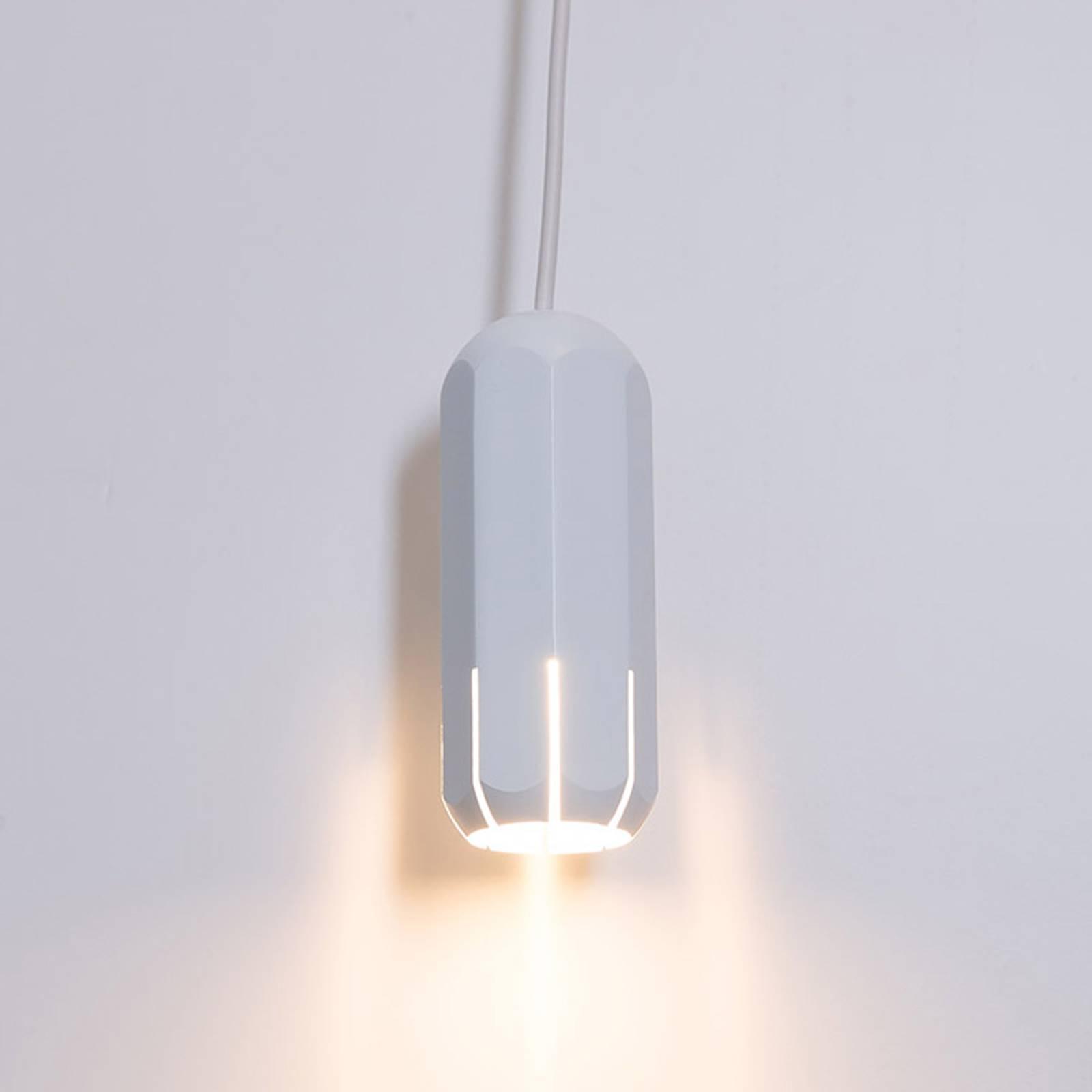 Innermost Brixton spot 11 LED hanglamp, wit