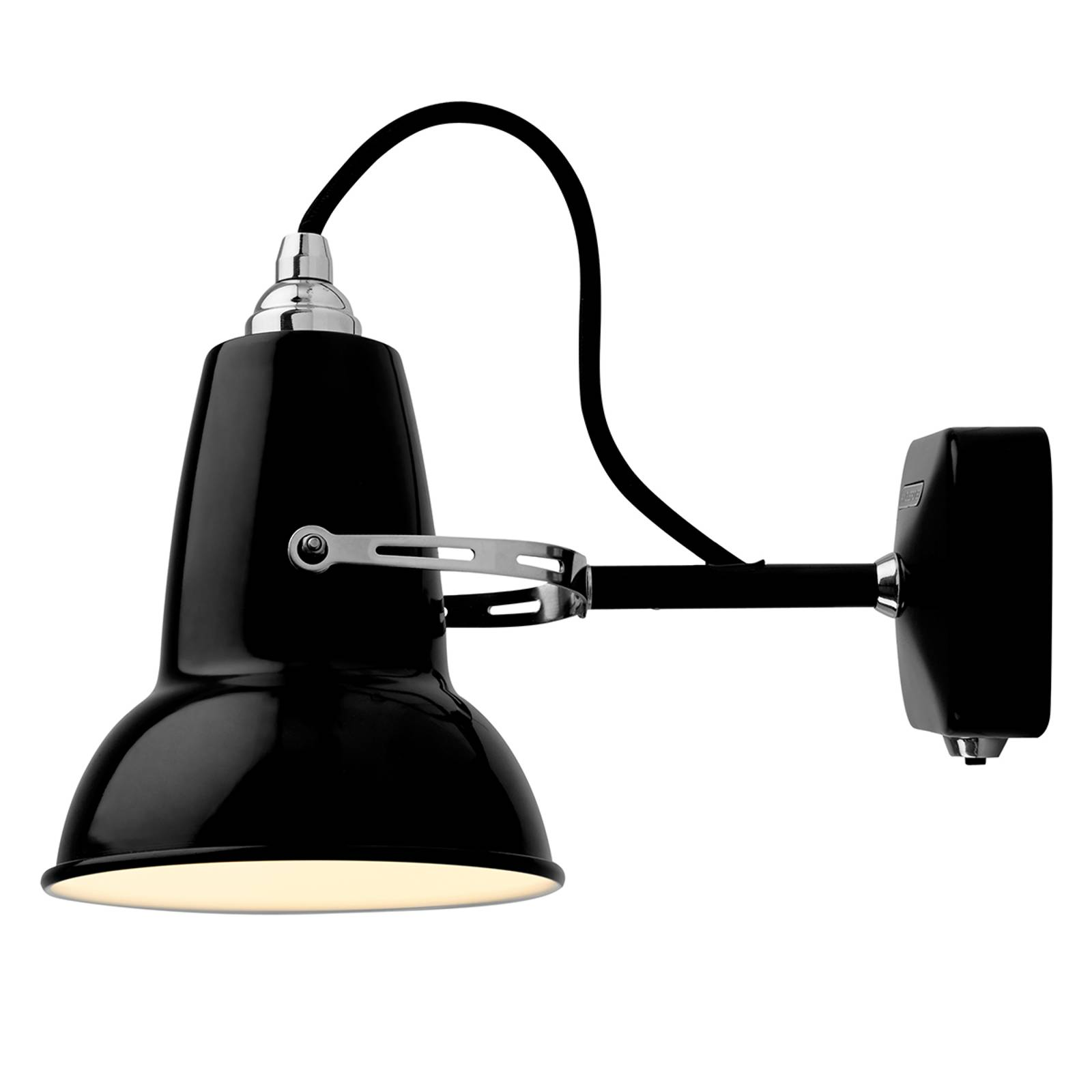 Anglepoise Original 1227 Mini applique noire