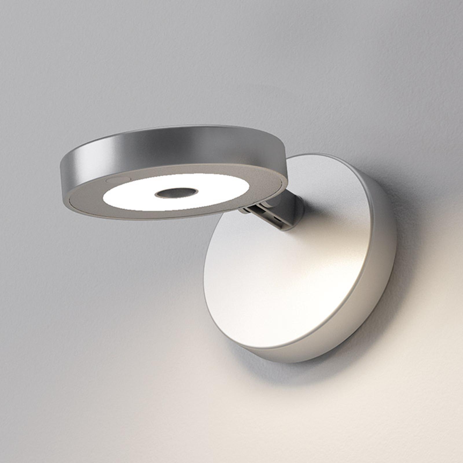 Rotaliana String H0 LED-Wandleuchte silber
