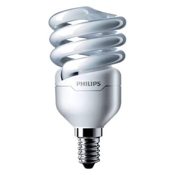 E14 12W Energiesparlampe Tornado in Spiralform