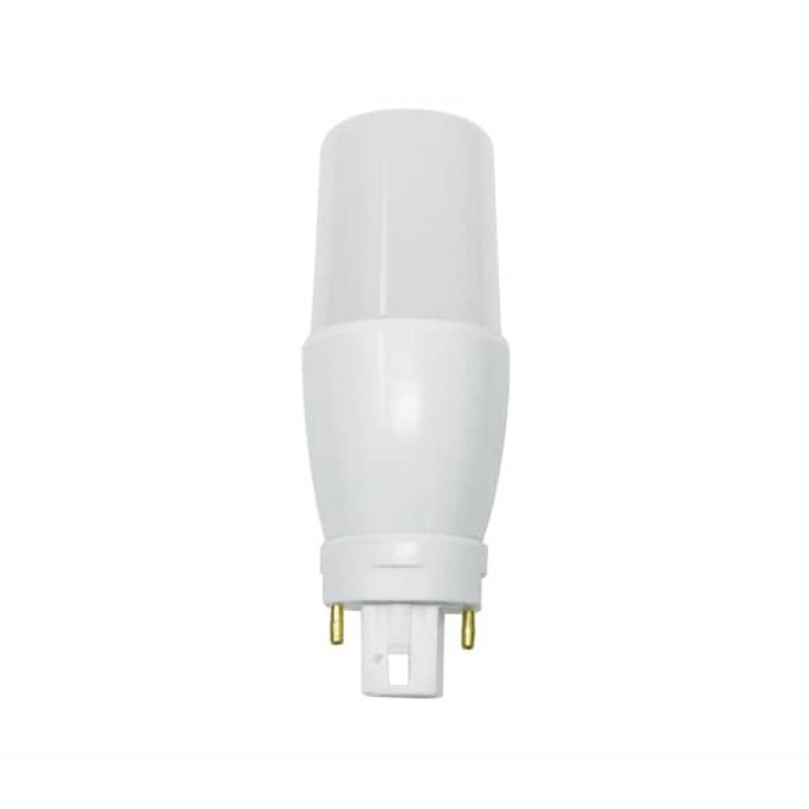 LED-Lampe G24 7W Universalsockel warmweiß 3.000K kaufen