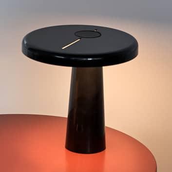 Martinelli Luce Hoop - LED stolní lampa v černé