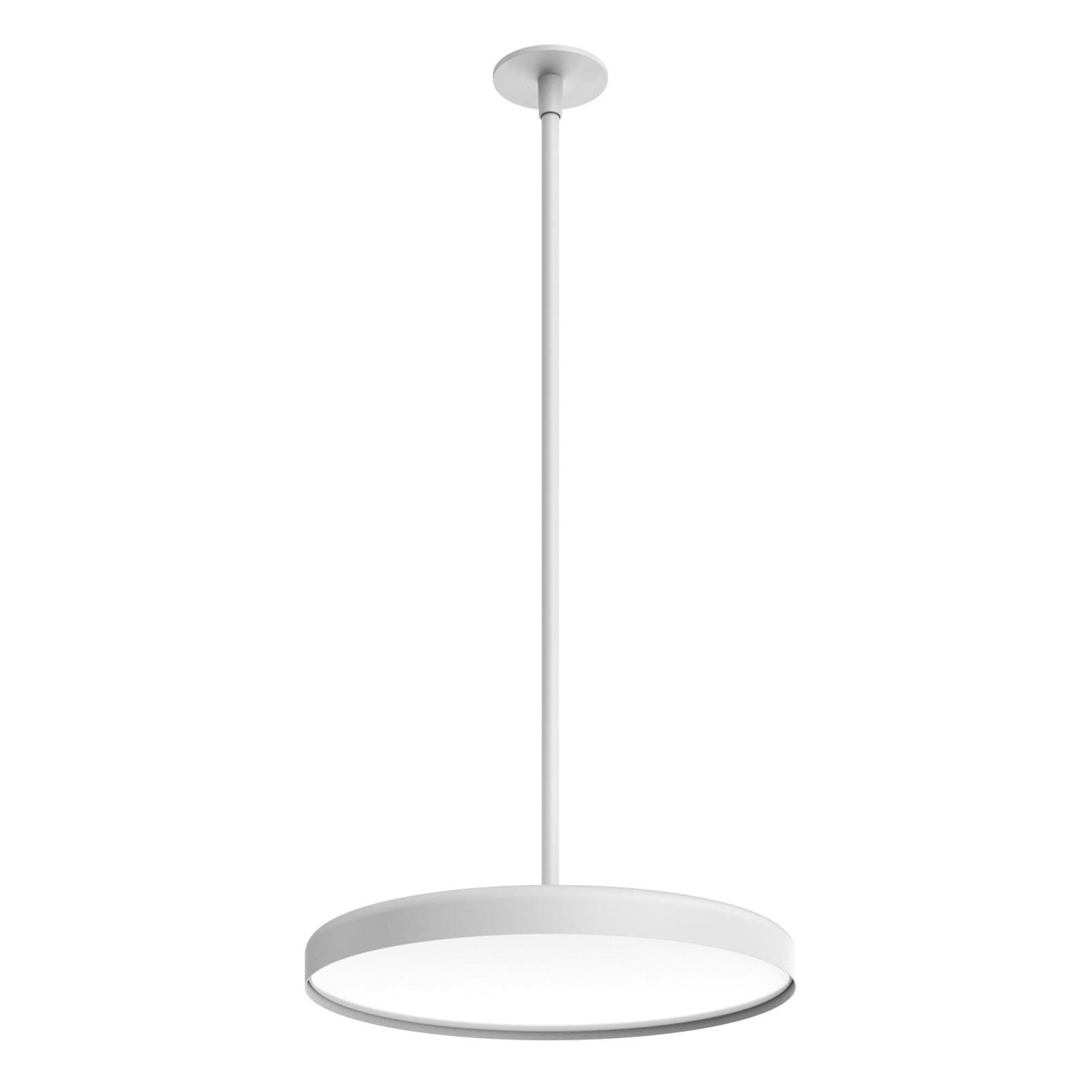 FLOS Infra-Structure C1 LED-taklampe, hvit