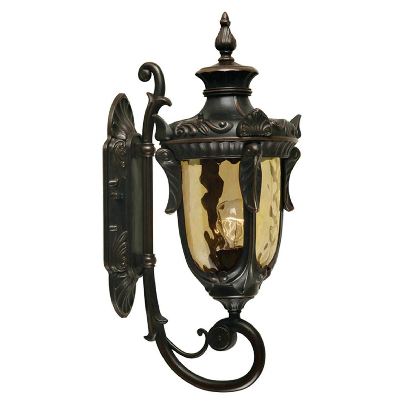 Historické venkovní svítidlo PHILADELPHIA 52,5 cm