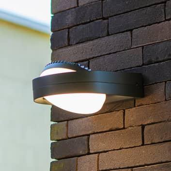 LED-Außenwandleuchte Fele mit kippbarem Schirm