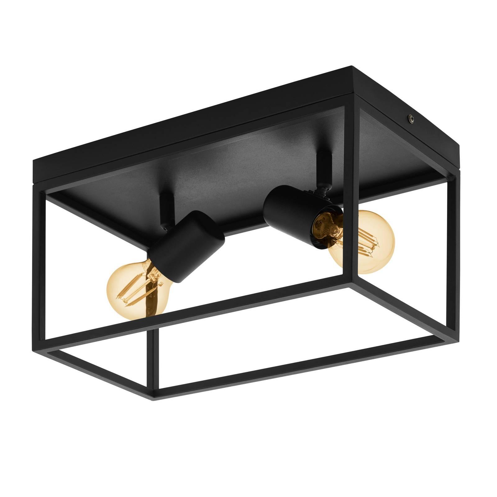 Lampa sufitowa Silentina 2-punktowa, 36x18cm