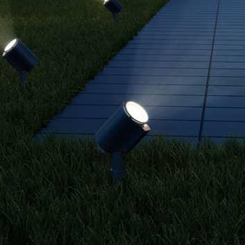 STEINEL Spot Garden Außenstrahler mit Erdspieß