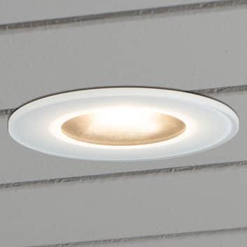 LED inbouwlamp 7875, plafond buiten