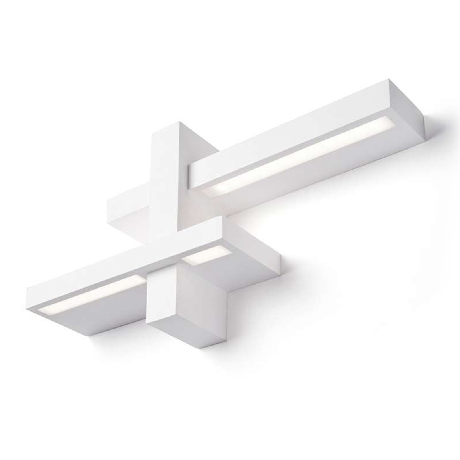 Applique LED Magnesia T285 45 cm x 22 cm