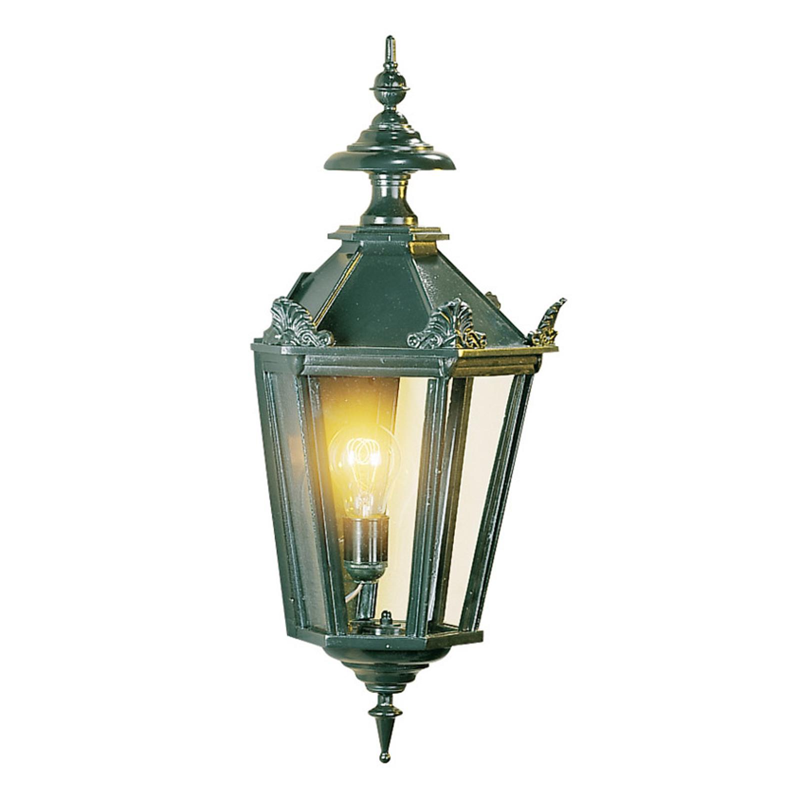 Buitenwandlamp Oxford, groen