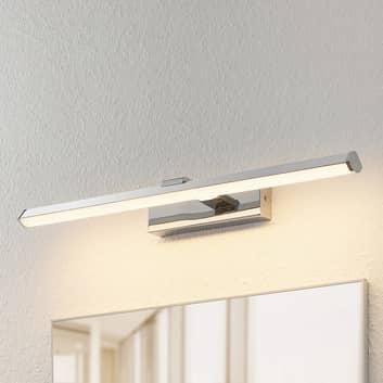 Lindby Bilak lámpara de espejo LED