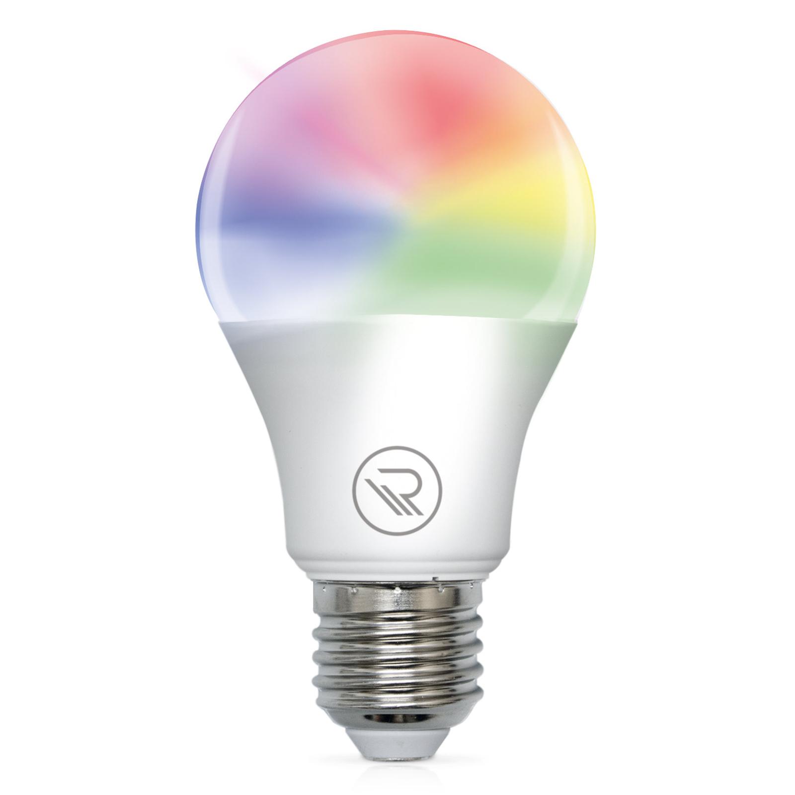 Rademacher addZ ZigBee E27 8,5W LED-Lampe RGBW