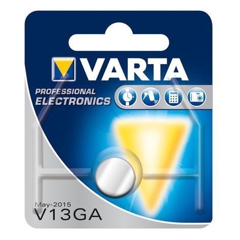 V13GA 1,5V knappcelle fra VARTA