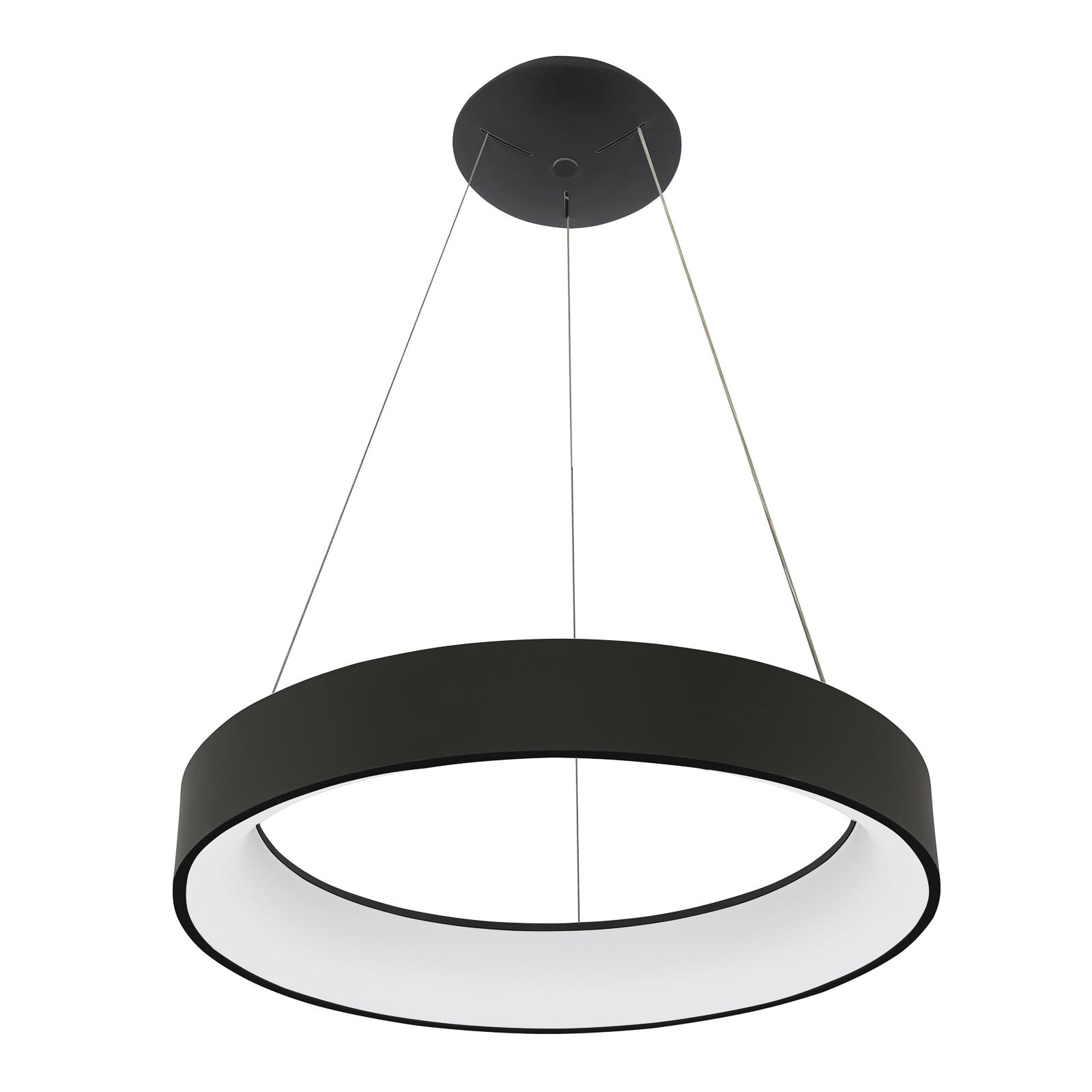 Arcchio Aleksi LED-hængelampe, Ø 45 cm, rund