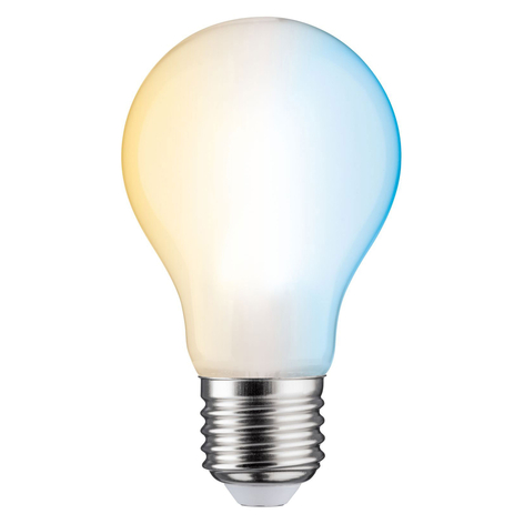 Paulmann LED-Lampe E27 7W ZigBee, Tunable White