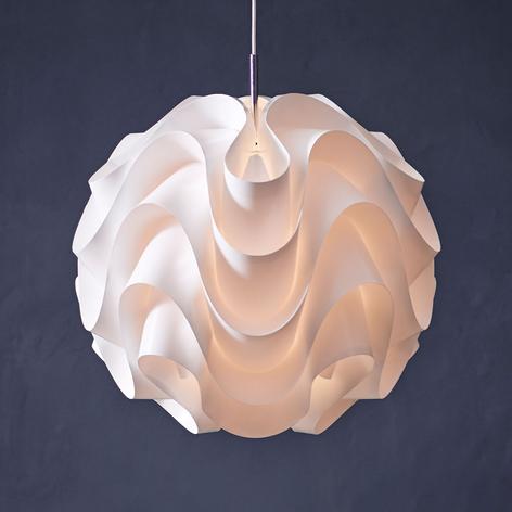 LE KLINT 172 - designer-lengelampe, håndfoldet