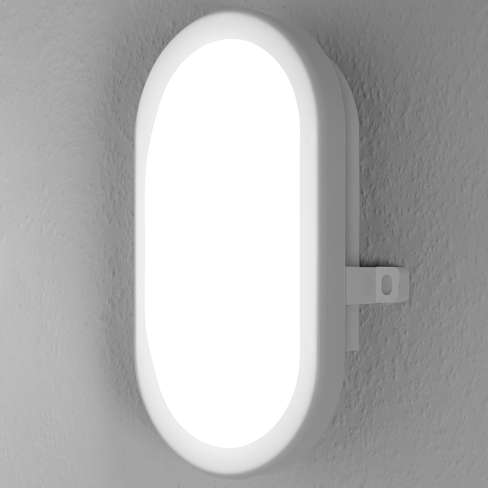 LEDVANCE Bulkhead udendørs LED-væglampe 11W, hvid