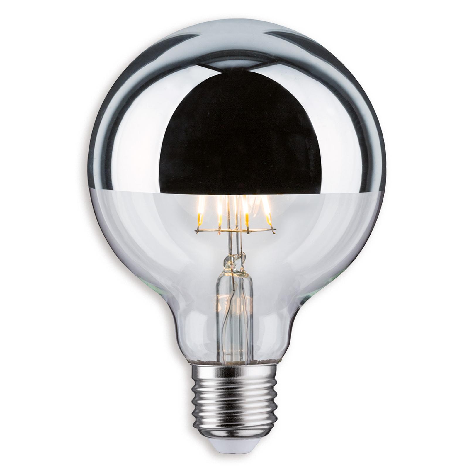 E27 5W 827 LED-globlampa med huvudspegel G95