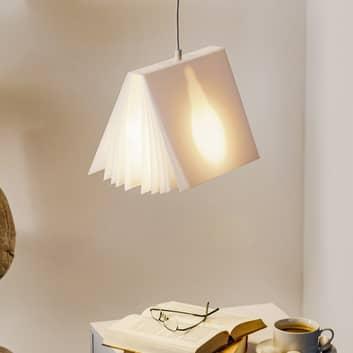 Pendellamp Booklight van Vincenz Warnke