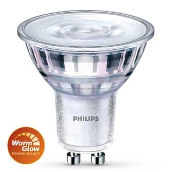 LED à réflecteur GU10 3,8 W 36° warmglow