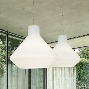 Lámpara colgante LED Corpo D con dos brazos