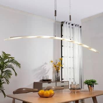 Lampa wisząca LED Manon z regulacją wysokości