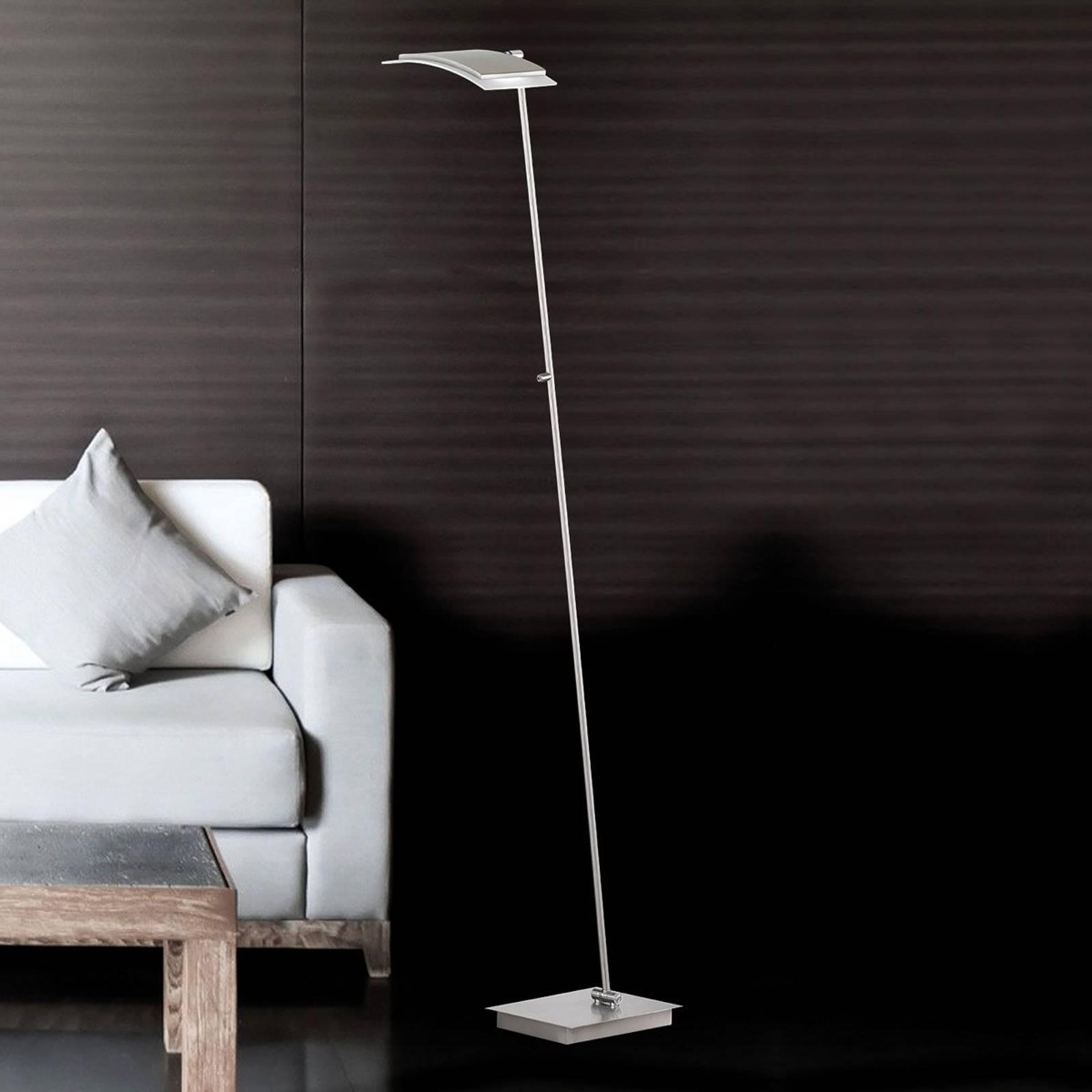 Lampa stojąca LED Tours, przełącznik,tunable white