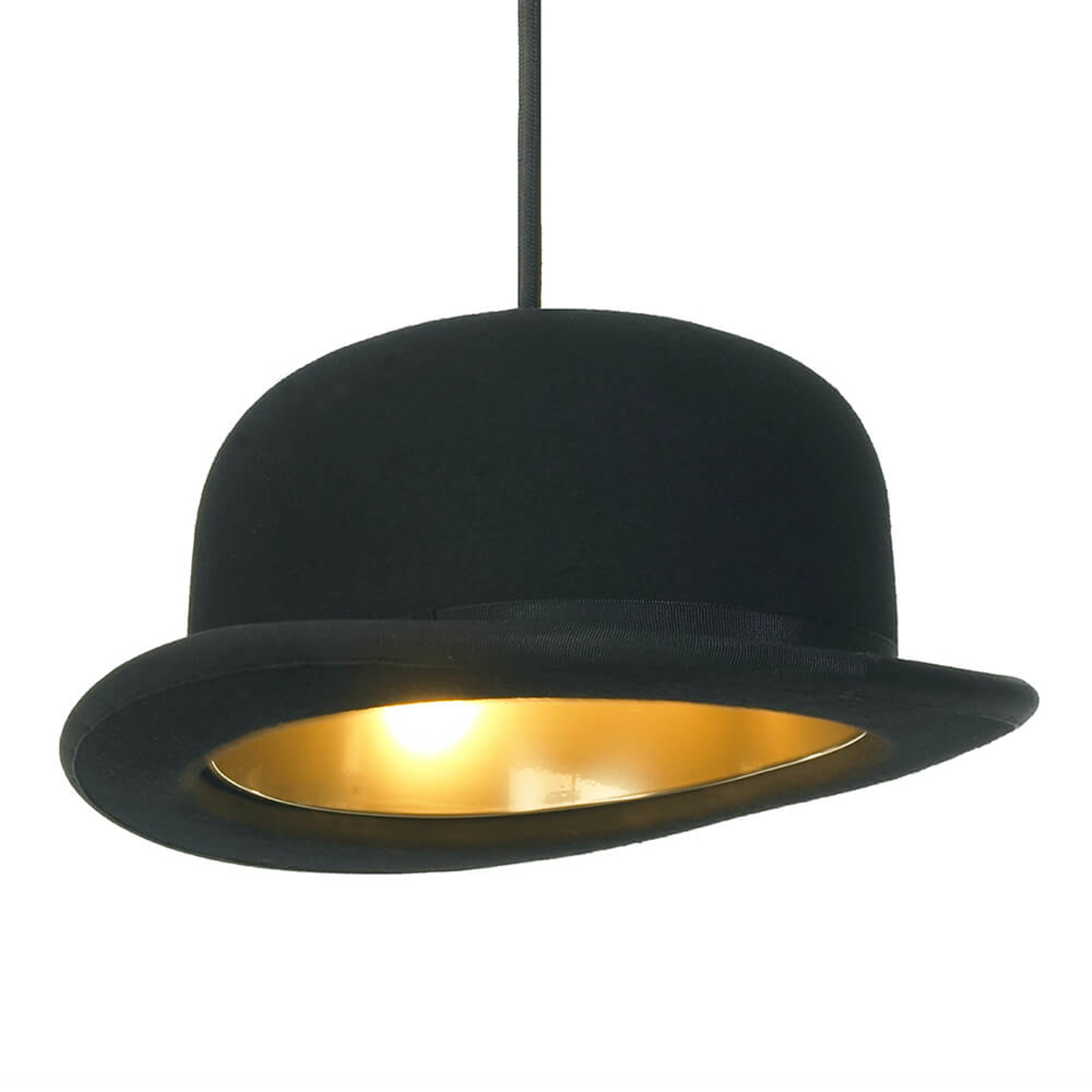 Innermost Jeeves - design-hanglamp in hoedvorm