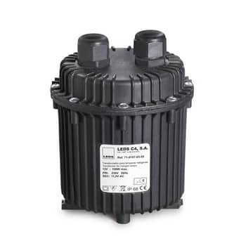 Vattentät transformator med IP68