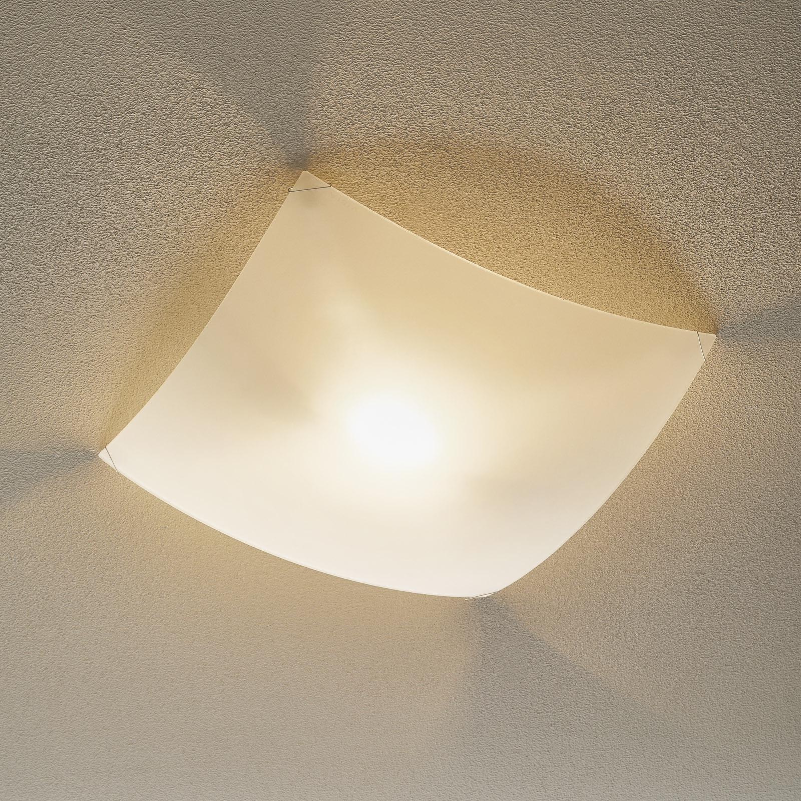Lampa sufitowa QUADRA ICE, 66 cm