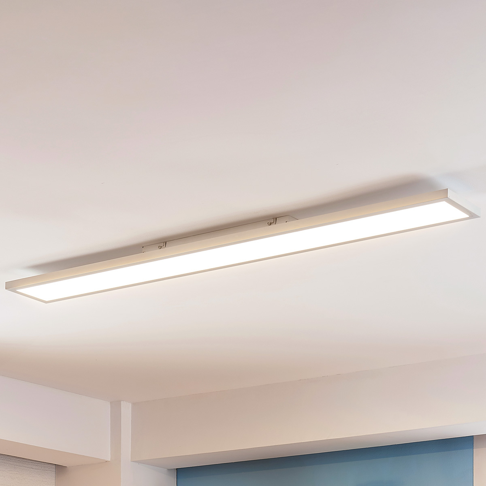 Arcchio Enora panel LED, 119,5 cm, 50 W