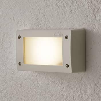 LED wandlamp Extraleti 200, rechthoekig