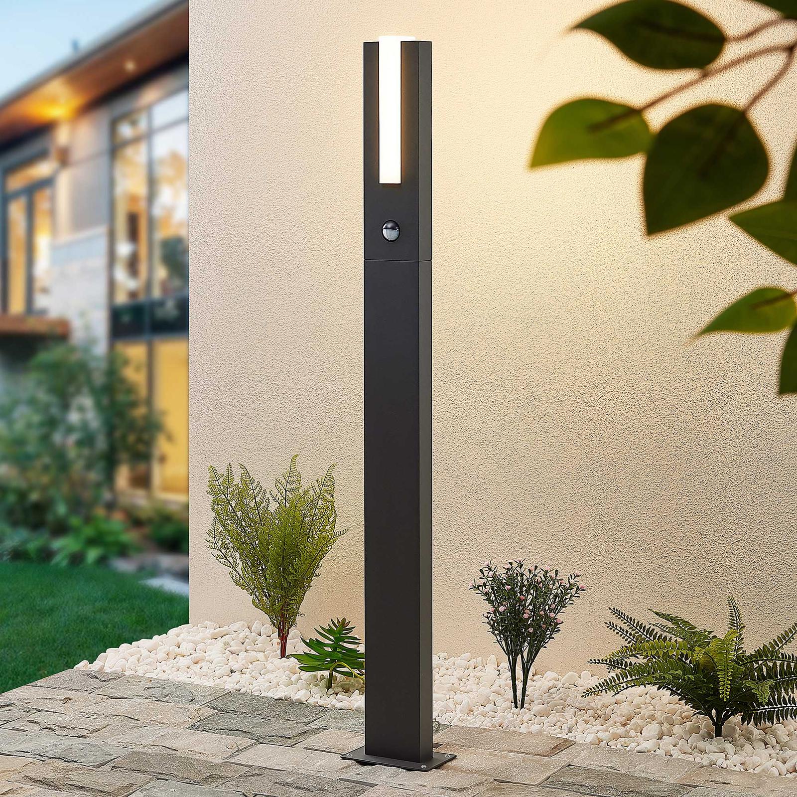 Lucande Virgalia LED tuinpadverlichting, 100 cm