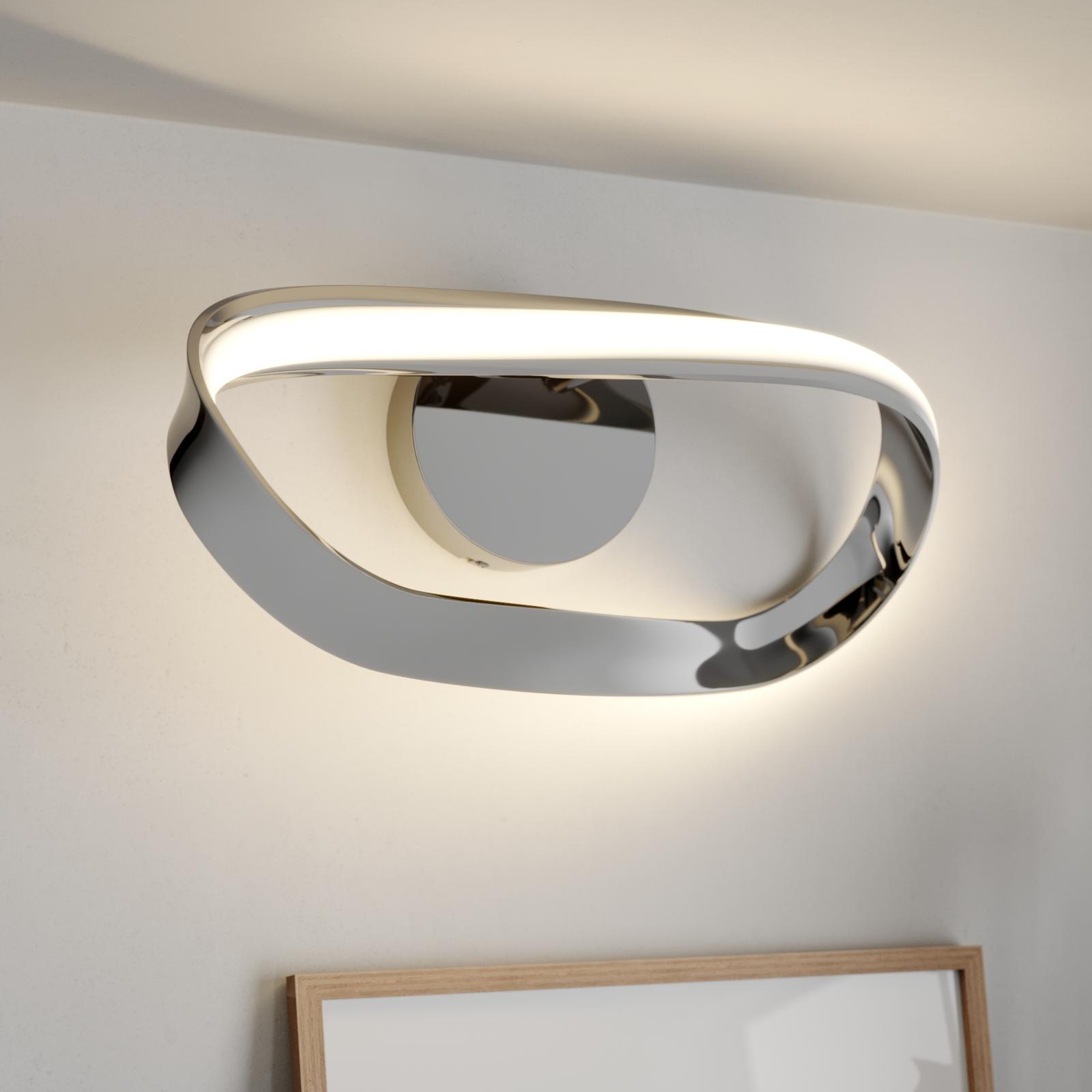 Lucande Xalia LED-vegglampe