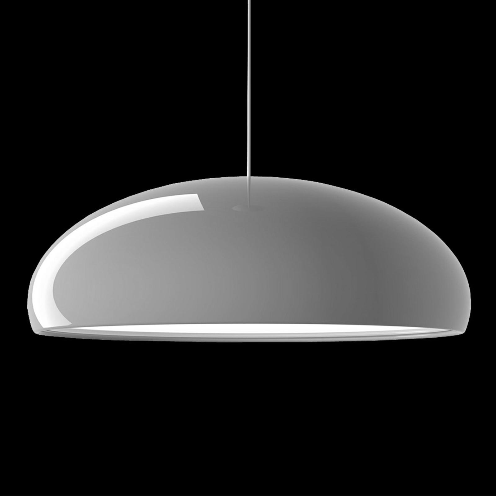 Lampa wisząca PANGEN w stylu retro, czarna