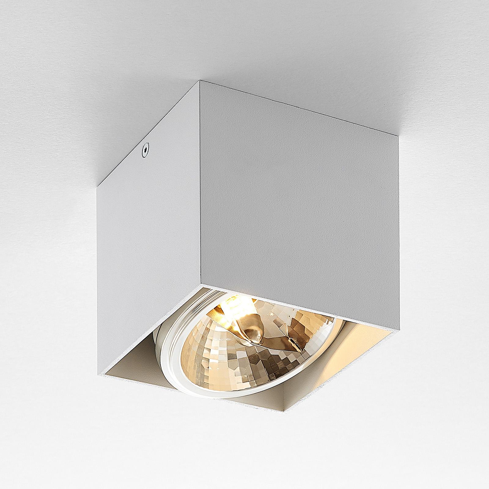 Arcchio Jarle plafonnier à 1 lampe blanc