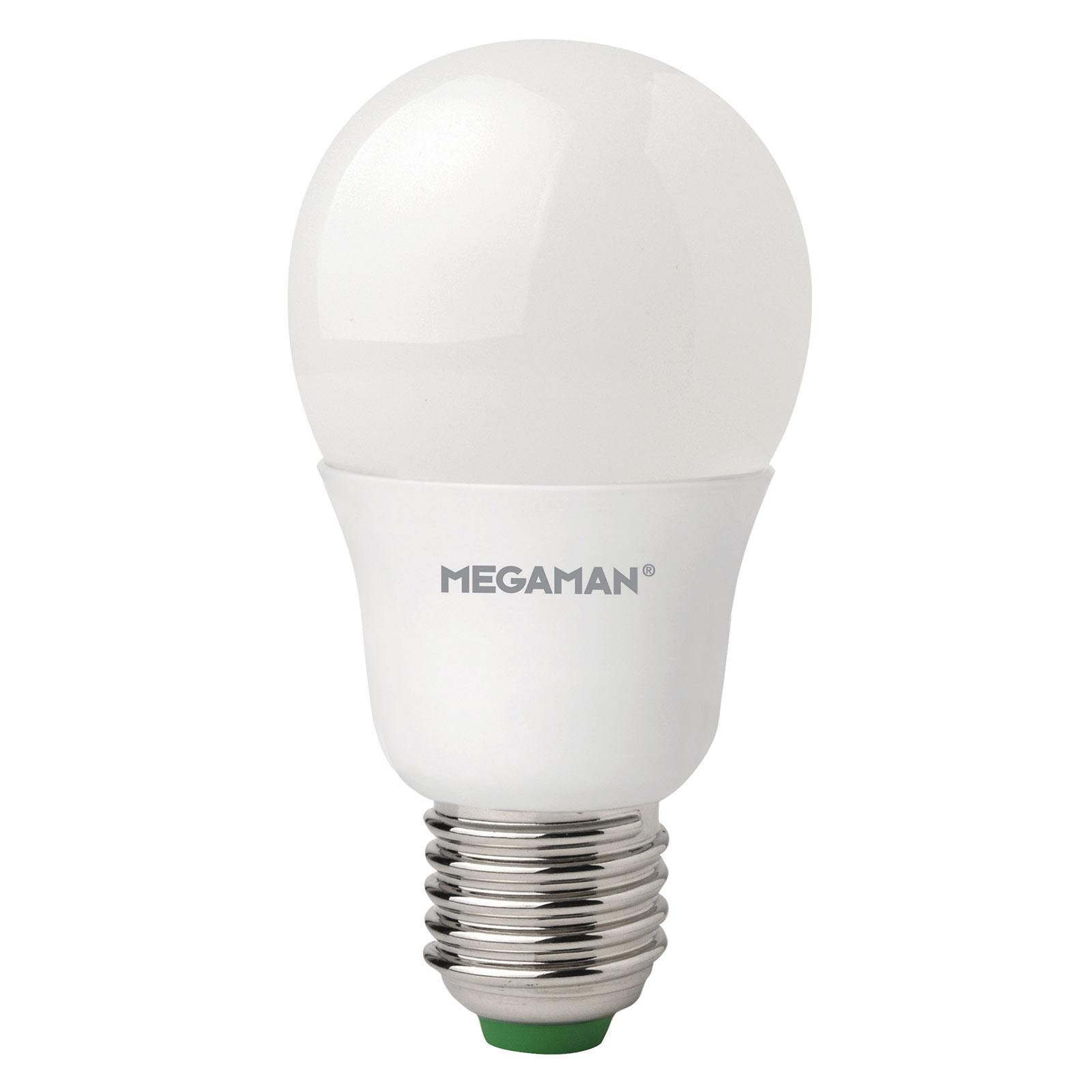 LED-pære E27 A60 9,5W, varmhvid