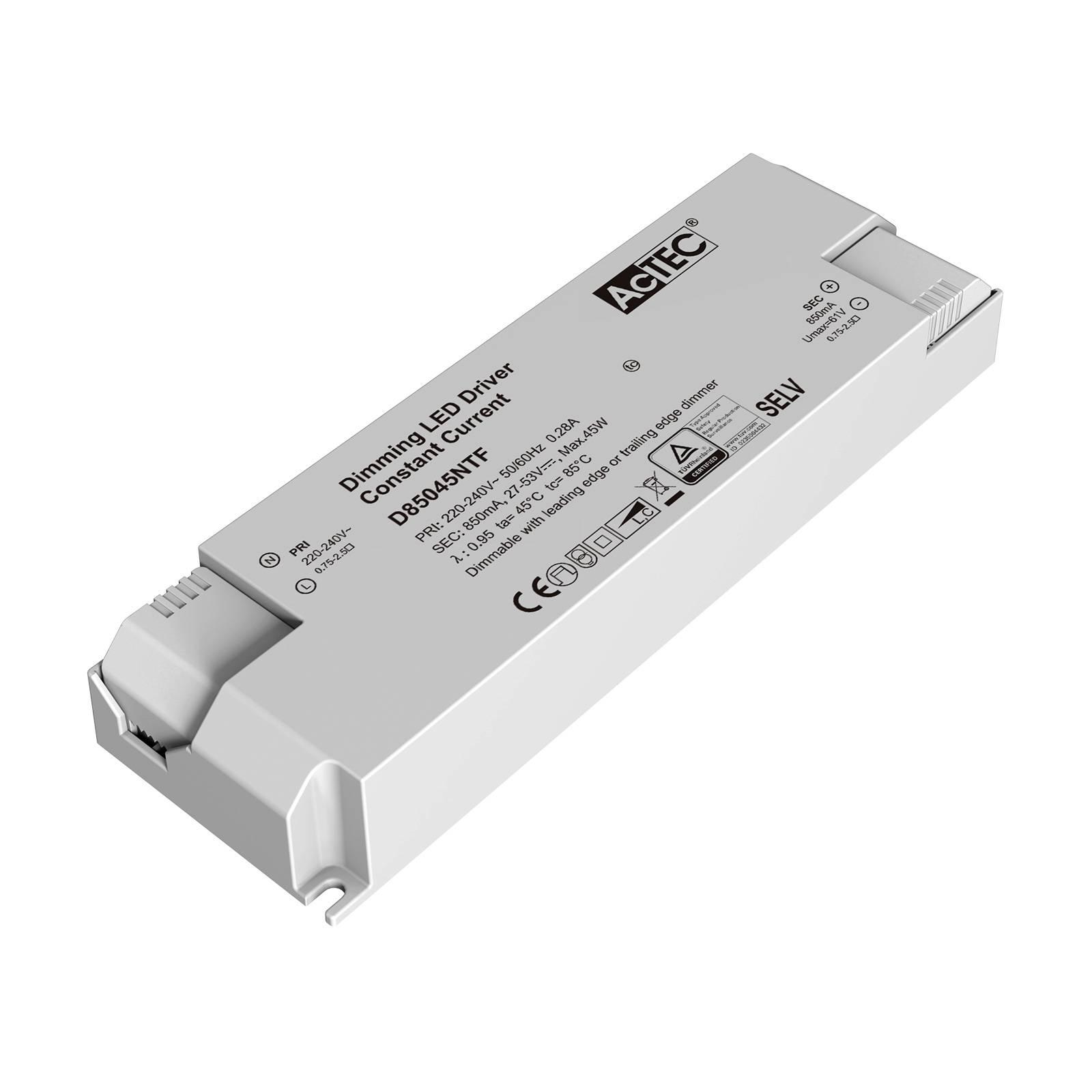 ACTEC AcTEC Triac LED ovladač CC max. 45W 850mA