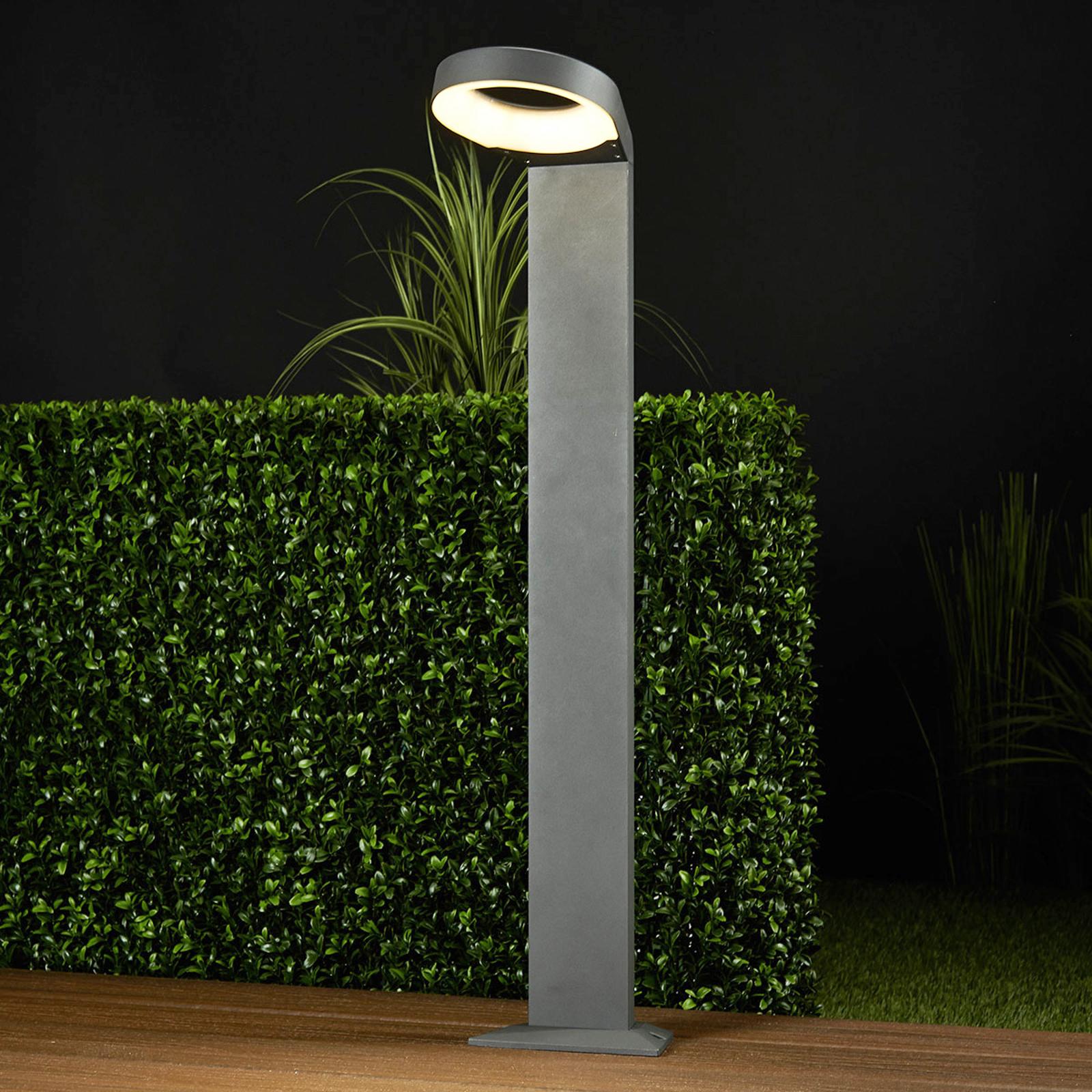 Nowoczesny słupek oświetleniowy LED Jarka